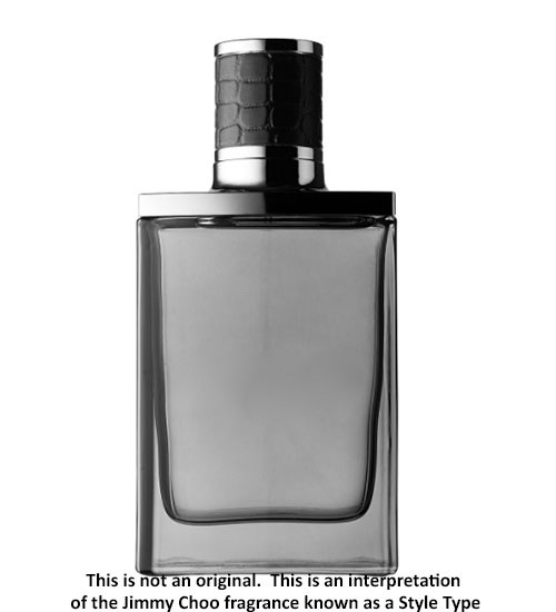 Jimmy Choo for Men Style Fragrance Oil -Premium Grade
